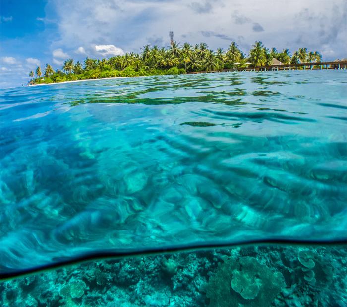 Как делать снимки под водой
