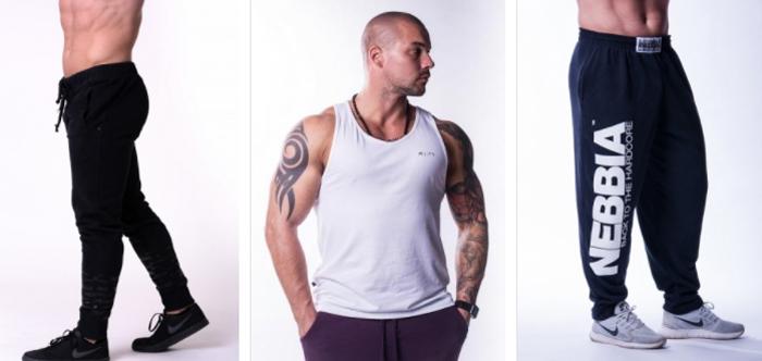 Как выбрать наиболее подходящую одежду для тренажёрного зала